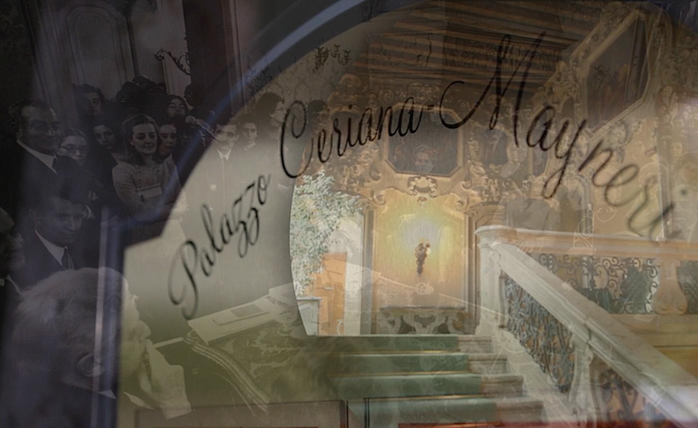 """Palazzo Ceriana Mayneri 14 marzo: cerimonia di conferimento del """"PREMIO ALDA CROCE"""""""