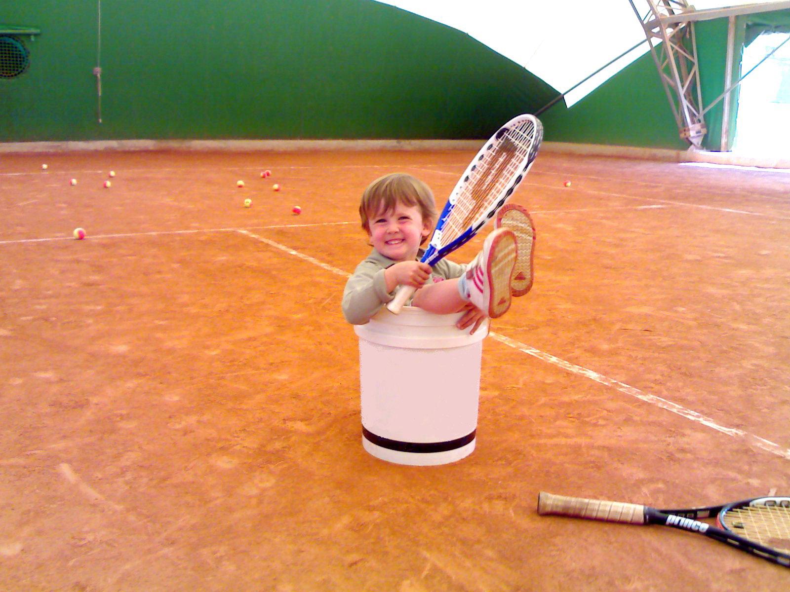 Corso Tennis Promozionale 12/15 settembre