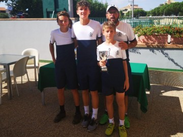 UNDER 14, LO SPORTING E' TERZO