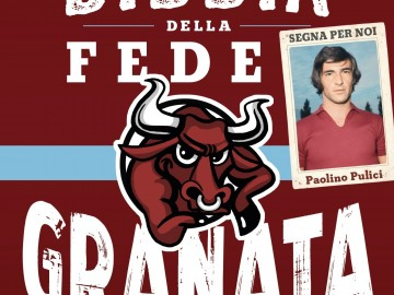 """""""LA BIBBIA DELLA FEDE GRANATA"""" Lunedì 29 ottobre allo Sporting"""