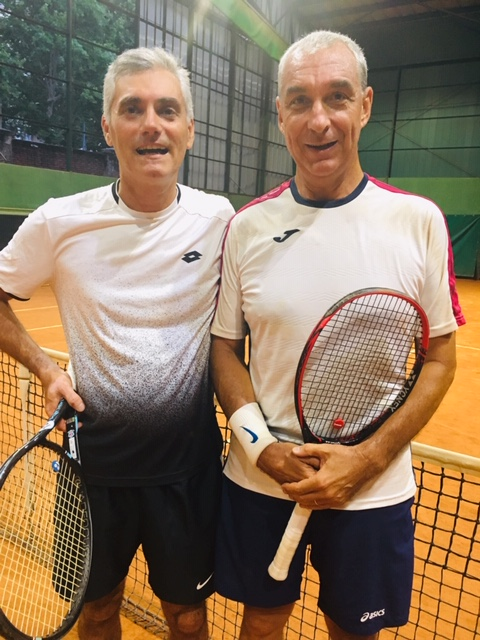 SUBALPINO SENIOR TOUR, BUSCA PADRONE IN CASA