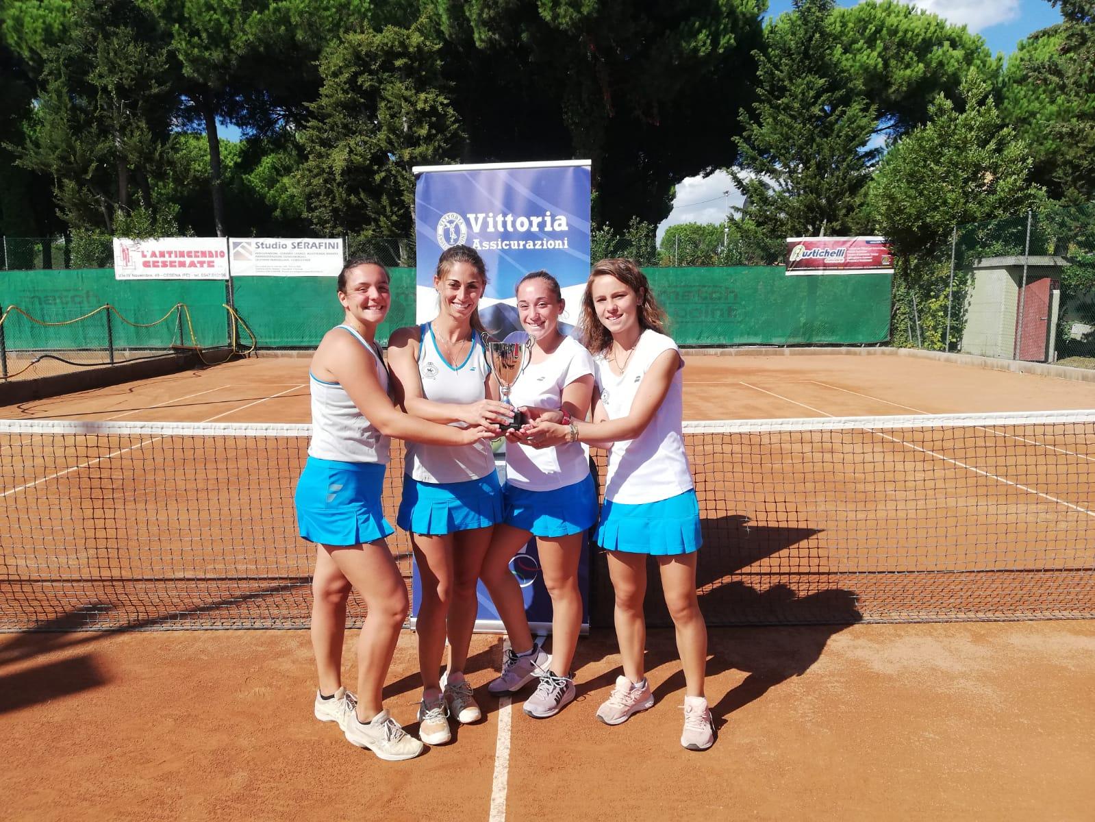 TROFEO FIT 2019: LO SPORTING AL SECONDO POSTO IN ITALIA