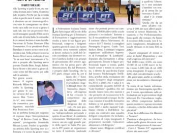 CIRCOLO DELLA STAMPA SPORTING marzo 2020