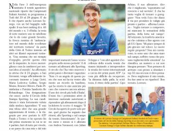 CIRCOLO DELLA STAMPA SPORTING magazine luglio 2020