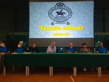 PRESENTATA LA TENNIS SCHOOL 2020/2021