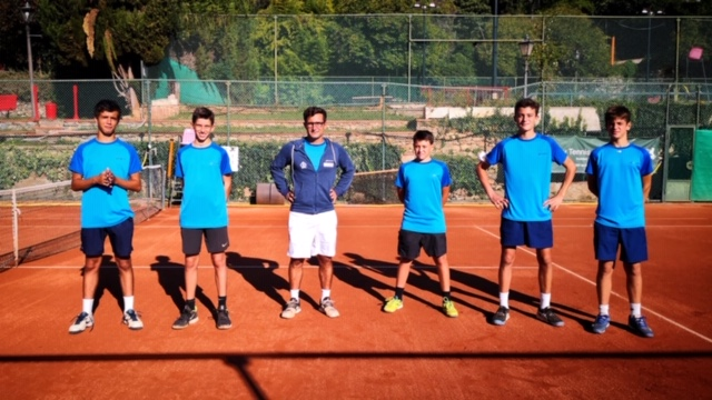 FINAL EIGHT UNDER 14, LO SPORTING SI ARRENDE SUBITO AL VILLA CARPENA