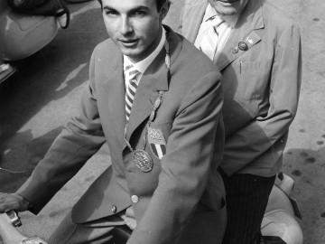 LIVIO BERRUTI RACCONTA LA GRANDE OLIMPIADE DI ROMA '60
