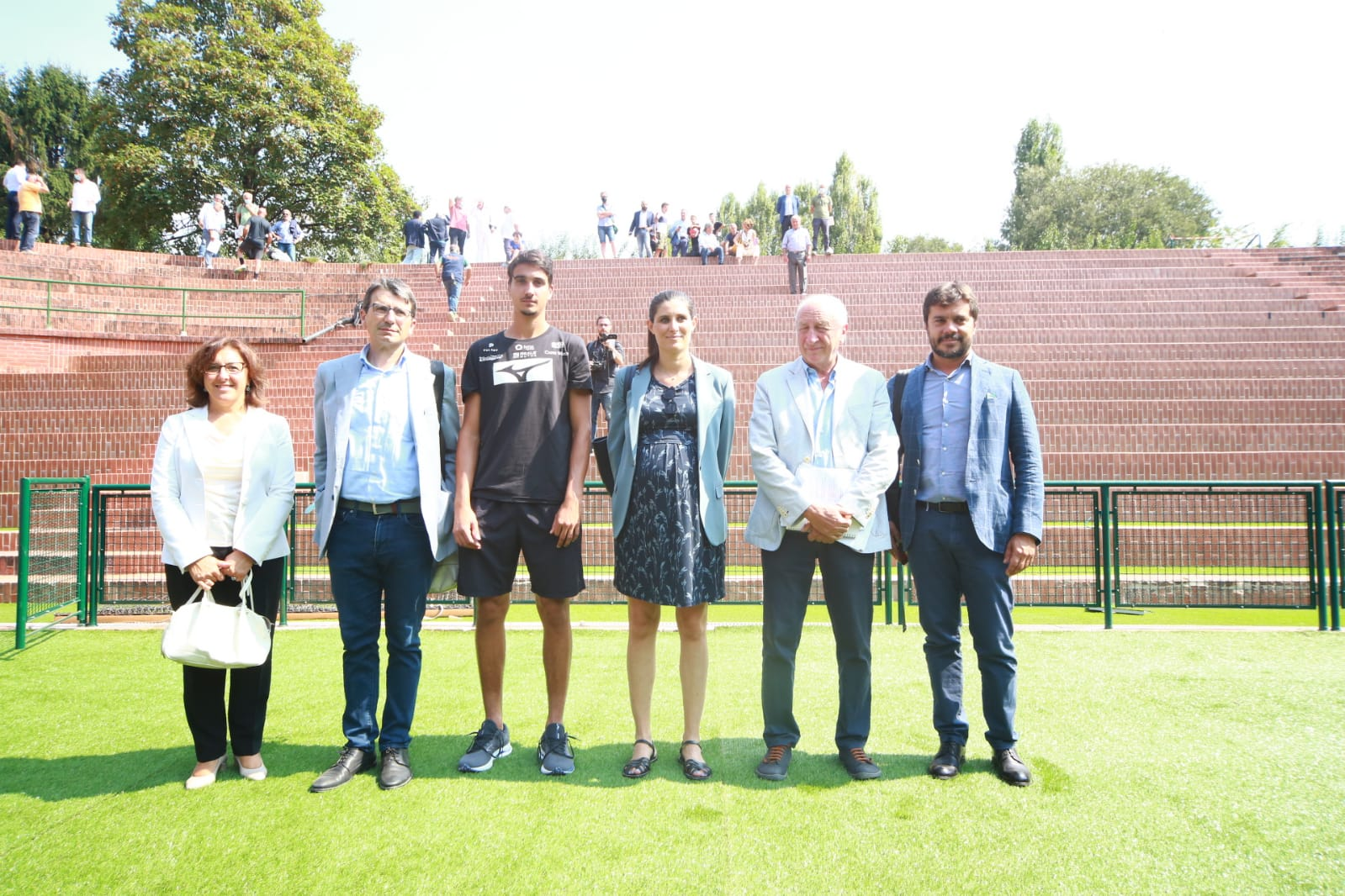 """PRESENTATO LO STADIO DEL TENNIS E L'EVENTO """"SET IN SCENA"""""""