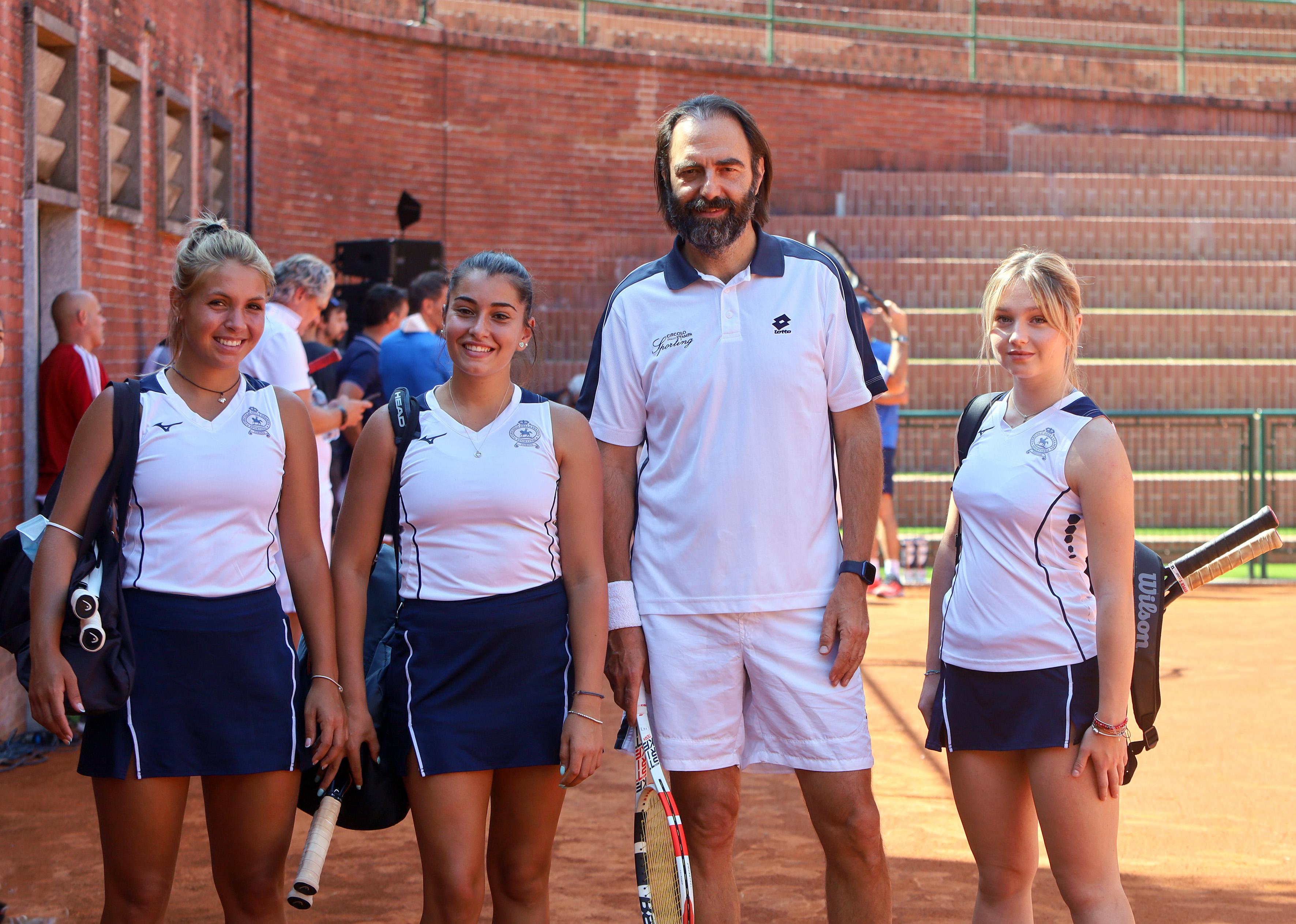 marcore e tenniste