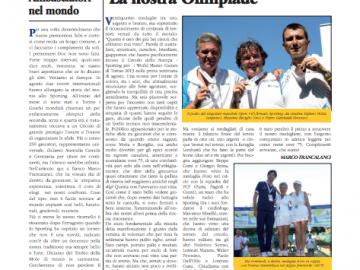 Qui Sporting ottobre 2013