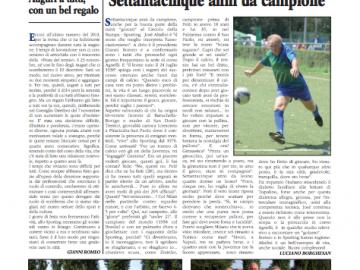 Qui Sporting dicembre 2013