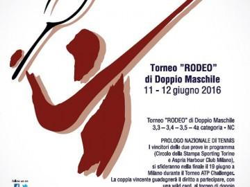 TORNEO RODEO DI DOPPIO MASCHILE