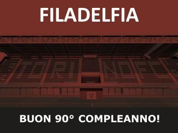 BUON 90° COMPLEANNO, FILADELFIA!