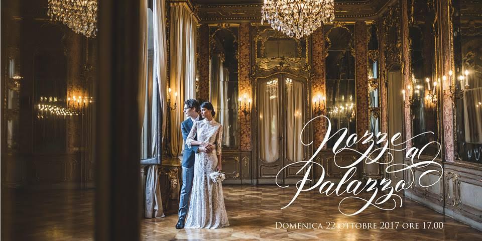 """Palazzo Ceriana Mayneri: Domenica 22 ottobre """"Nozze a Palazzo"""""""