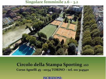 TORNEO WEEKEND 2.6-3.2, I TABELLONI
