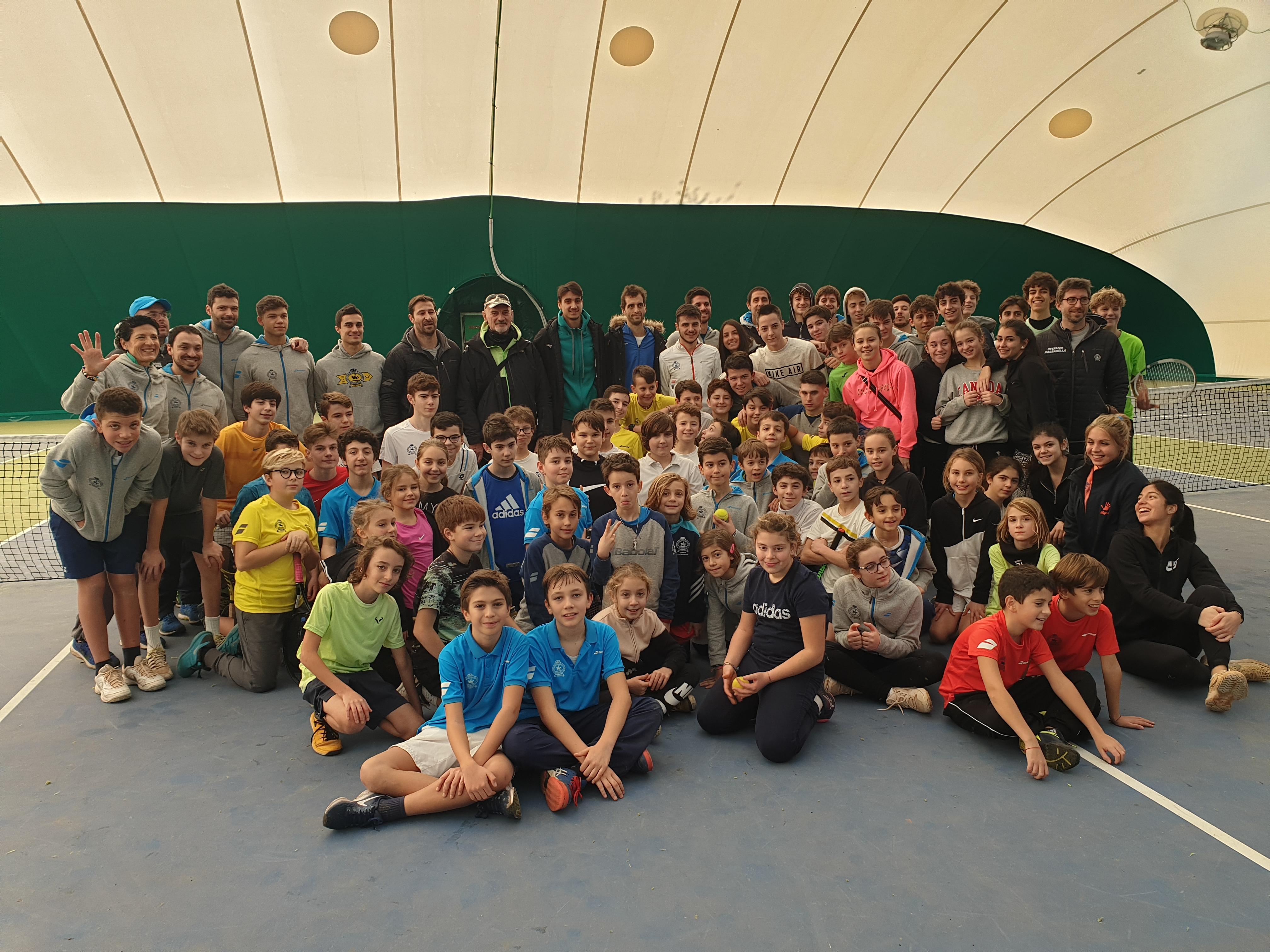 GRAND PRIX SCUOLE TENNIS: LO SPORTING SUL TETTO DELLE TOP SCHOOL