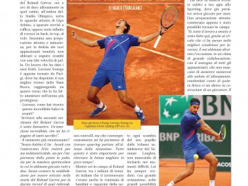 CIRCOLO DELLA STAMPA SPORTING magazine, novembre 2020