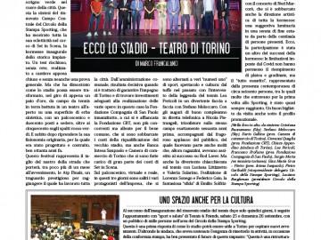 CIRCOLO DELLA STAMPA SPORTING ASD, ottobre 2021