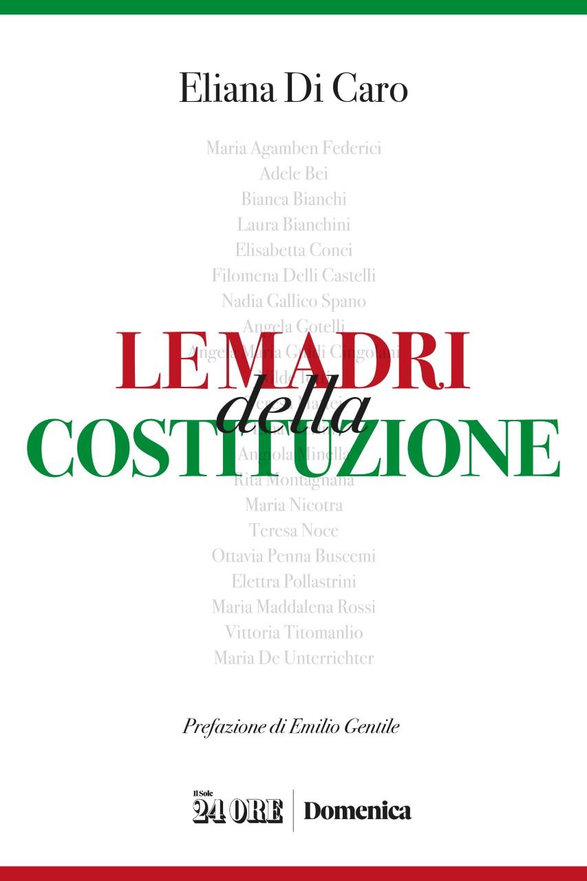 """Eliana Di Caro presenta """"Le madri della Costituzione"""""""